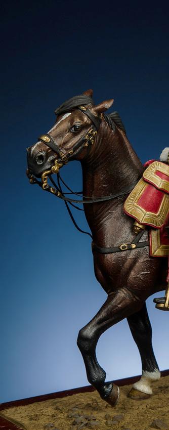 La tête du cheval de Berthier
